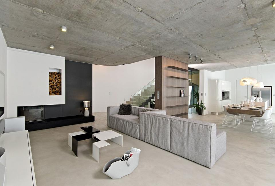 Индустриален стил в интериорния дизайн