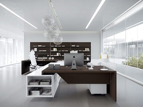 Луксозни офис мебели по поръчка